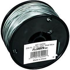 Fi-Shock® 14 Gauge Steel Wire - 200 ft