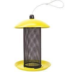 Perky-Pet Yellow Finch Feeder, 1.5 lb Capacity