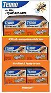 TERRO® Liquid Ant Bait Power Wing Display
