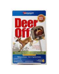 Havahart® Deer Off® Weatherproof Deer Repellent Stations