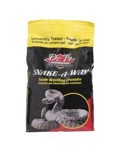 Dr. T's® Snake-Away® Snake Repelling Granules - 10 lb