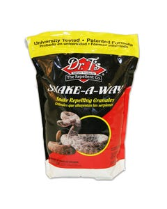 Dr. T's® Snake-A-Way® Snake Repelling Granules - 4 lb