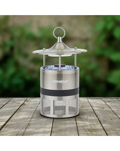 DynaTrap® 1/4 Acre - LED ATRAKTA Series Insect Trap Sterling