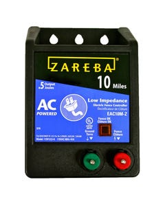 Zareba® 10 Mile AC Powered Low Impedance Charger