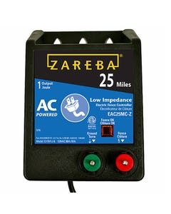 Zareba® 25 Mile AC Low Impedance Charger