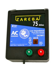 Zareba® 75 Mile AC Powered Low Impedence Charger