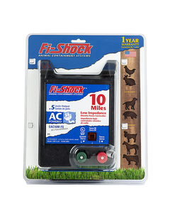 Fi-Shock® 10 Mile AC Low Impedance Charger