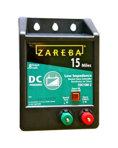 Zareba® 15 Mile Battery Operated Low Impedance Fence Charger