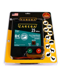 Zareba® 25 Mile Battery Operated Low Impedance Fence Charger