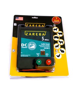Zareba® 5 Mile Battery Operated Solid State Fence Charger
