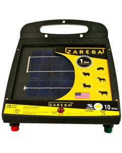 Zareba® 10 Mile Solar Low Impedance Fence Charger
