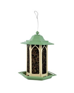 Perky-Pet® Pistachio Gazebo Feeder