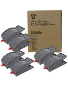 Victor® M070-6SR Safe-Set Mouse Trap - 6 Traps