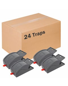 Victor® Safe-Set Mouse Trap - 24 Traps M070PCO