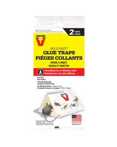 Victor® Mouse Glue Board - 2 Pack