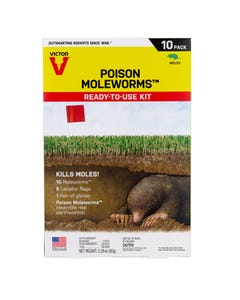 Victor® Poison Moleworms