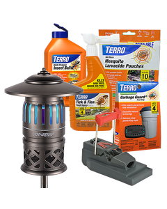 Victor® Outdoor Pest Prevention Kit