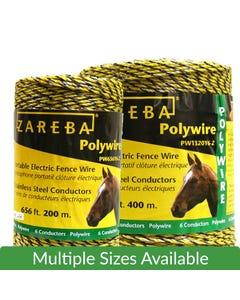 Zareba® 6 Conductor Polywire