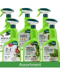 Safer® Brand Organic Garden Assortment