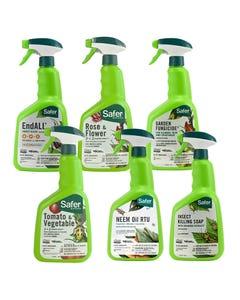 Safer® Brand Organic Garden Essentials Assortment