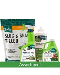 Safer® Brand New Products Assortment