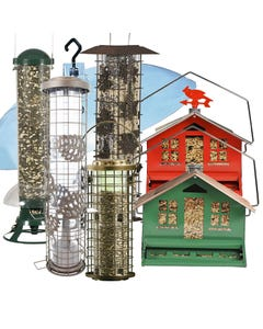Perky-Pet® Squirrel Resistant Feeder Assortment Pog