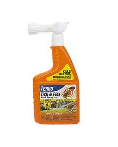 TERRO® Tick and Flea Yard Spray