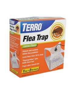TERRO® Refillable Flea Trap