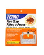 TERRO® Flea Trap Refill Glue Boards - 3 Pack