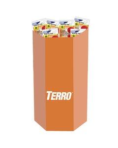 TERRO® Fruit Fly Trap Dump Bin Display