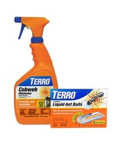 TERRO® Ant Bait & Cobweb Assortment