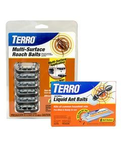 TERRO® Ant Bait & Roach Assortment