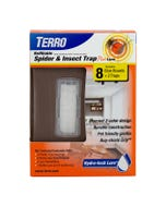 TERRO® Refillable Spider & Insect Trap Plus Lure