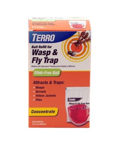 TERRO® Wasp & Fly Trap Refill
