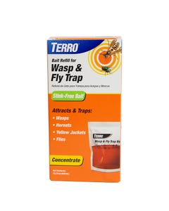 TERRO® Large Wasp & Fly Trap Refill