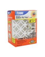 TERRO® Discreet Indoor Fly Trap Plus Lure