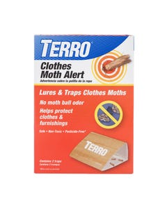 TERRO® Clothes Moth Alert