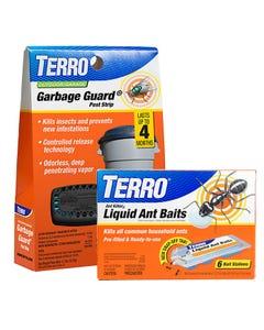 TERRO® Ant Bait & Garbage Guard Assortment