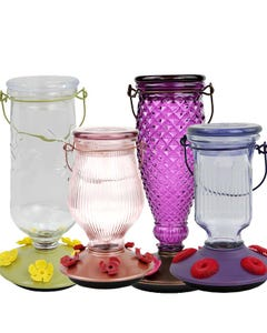 Perky-Pet® Top Fill Hummingbird Feeder Assortment