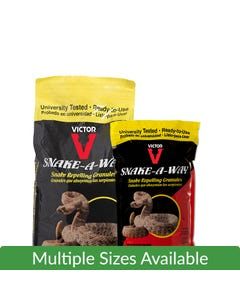 Victor® Snake-A-Way® Snake Repelling Granules
