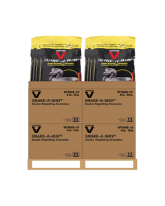Victor® Snake-A-Way® Snake Repelling Granules 10lb Bag Display