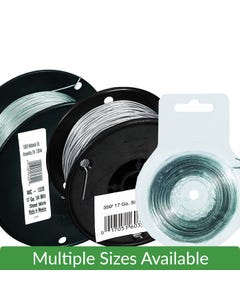 Zareba® 17 Gauge Galvanized Steel Wire
