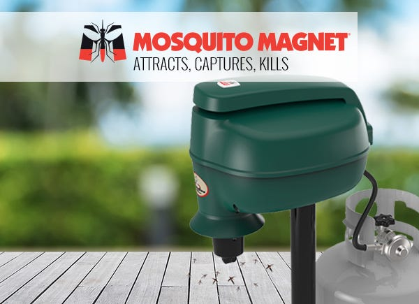 A Mosquito Magnet Trap