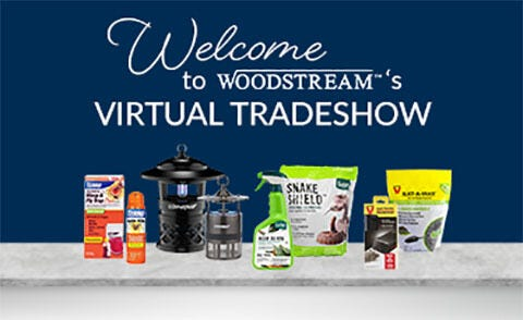 Welcome to the Woodstream Virtual Tradeshow