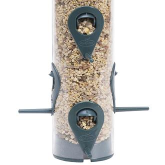 2-in-1 Ports serving mixed seed