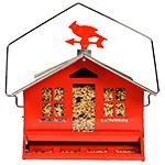 Perky-Pet Squirrel-Be-Gone II Country-Style Bird Feeder