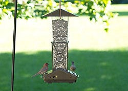 Perky-Pet Fortress Squirrel Proof Bird Feeder
