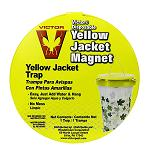 Victor Poison-Free Yellow Jacket Magnet Disposable Bag Trap